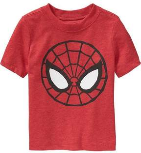 Old Navy Marvel Comics Spider-Man Graphic Tee for Toddler Boys