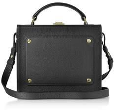 Meli-Melo Women's Black Pvc Handbag.