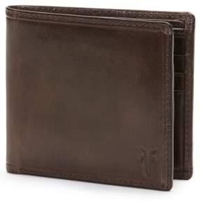 Frye Men's 'Logan' Leather Billfold Wallet - Beige (Online Only)