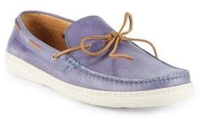 Vince Camuto Xandar Leather Boat Shoes