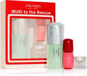 Shiseido 3-Pc. Ibuki To The Rescue Gift Set