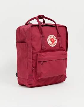 Fjallraven Kanken 16L Backpack Red