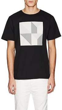 Saturdays NYC Men's NY Tiles Cotton T-Shirt