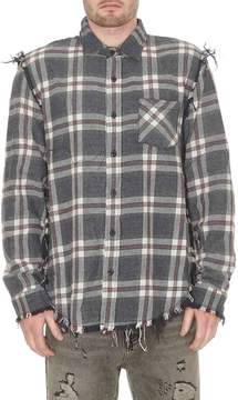 R 13 Shrudded Seam Shirt