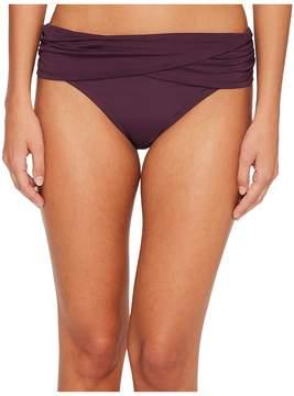 Bleu Rod Beattie Kore Sarong Hipster Bikini Bottom Women's Swimwear