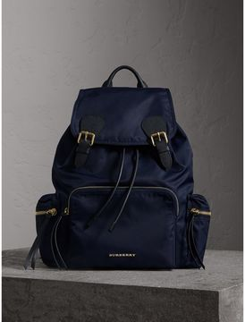 BURBERRY - HANDBAGS - BACKPACKS
