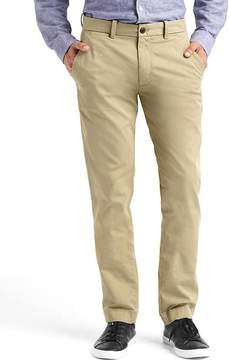 Gap Everyday stretch slim fit khakis