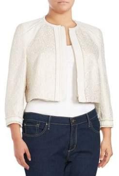 Basler Long-Sleeve Zippered Jacket