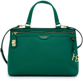 Henri Bendel West 57Th Zip Satchel