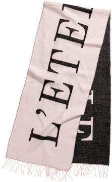 H&M Jacquard-weave scarf - Pink
