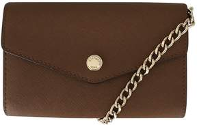 Michael Kors Leather crossbody bag - BROWN - STYLE