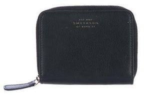 Smythson Leather Compact Wallet