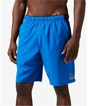 Reebok Mens Work Out Ready Athletic Workout Shorts