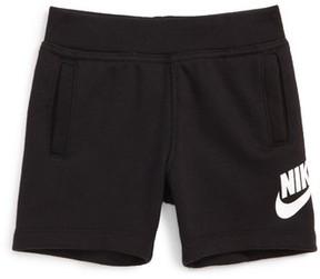 Nike Infant Boy's Alumni French Terry Shorts