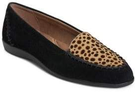 Aerosoles Trending Moc-Toe Suede Loafers