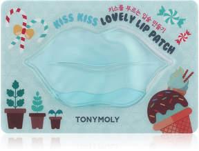Tony Moly Tonymoly Kiss Kiss Lovely Lip Patch - Mint