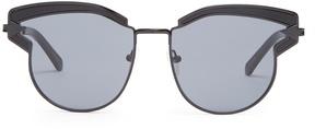 Karen Walker Felipe cat-eye sunglasses