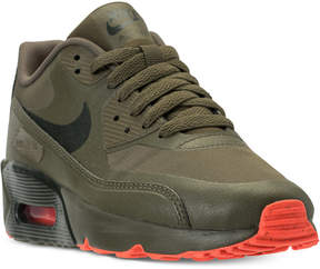 Nike Big Boys' Air Max 90 Ultra 2.0 Le Casual Sneakers from Finish Line