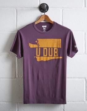 Tailgate Men's Washington Huskies U DUB T-Shirt