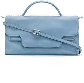Zanellato fold over mini tote bag