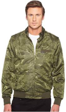 Members Only Iconic Jacquard Racer Jacket