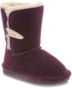 BearPaw Girls Abigail Toddler Boot