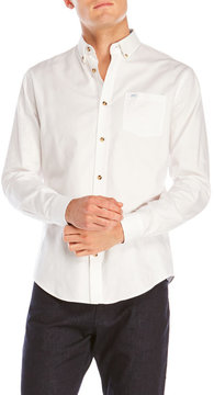 Moods of Norway Dag Vik Classic Fit Button-Down Shirt