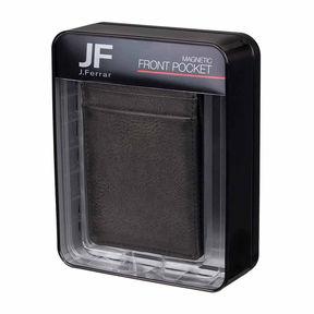 Jf J.Ferrar JF  Front Pocket Wallet