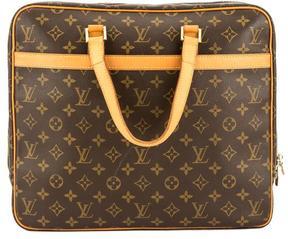 Louis Vuitton Monogram Canvas Porte-Documents Pegase Briefcase