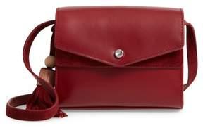 Elizabeth and James Eloise Field Crossbody Bag - Red