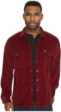 Brixton Nevada Long Sleeve Shirt Jacket Men's Coat
