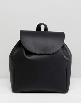 Asos DESIGN soft minimal backpack