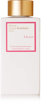 Francis Kurkdjian à La Rose Scented Shower Cream, 250ml - Colorless