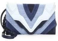 Elena Ghisellini Felina Patchwork Crossbody Bag