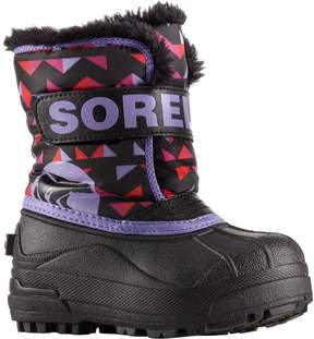 Sorel Snow Commander Print Boot - Girls'