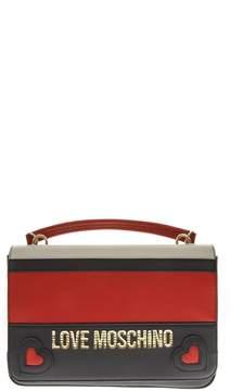 Love Moschino Multicolor Faux Leather Mini Bag