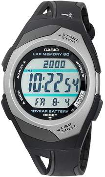 Casio Women's Runner Series 60-Lap Digital Chronograph Watch - STR300C-1V