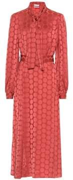 Co Satin dress