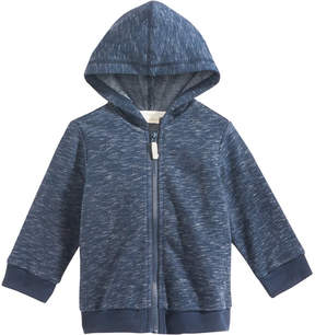 First Impressions Marled Zip-Up Hoodie, Baby Boys (0-24 months), Created for Macy's