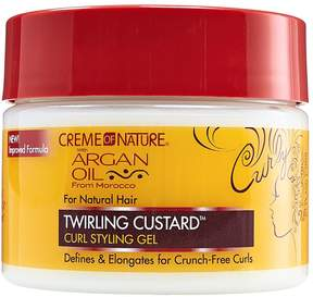 Crème of Nature Argan Oil Twirling Custard