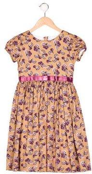 Rachel Riley Girls' Printed A-Line Dress