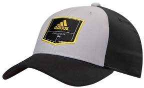 adidas 2017 Golf Patch Trucker Hat (Mid Grey)