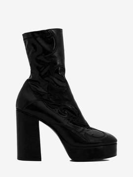 McQ Jean Blaze Ankle Boot