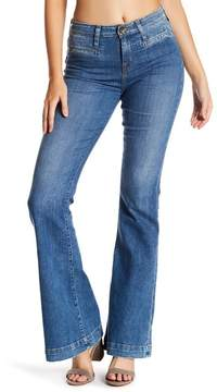 Big Star Bella High Rise Flare Jeans