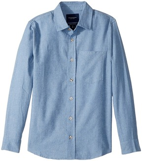 Toobydoo Dress Shirt Boy's Long Sleeve Button Up