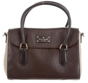 Kate Spade Grove Court Small Leslie Bag - BROWN - STYLE