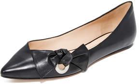 Marc Jacobs Pointy Toe Ballerina