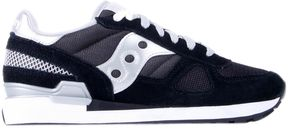 Saucony Black-silver Woman Shadow Original Running Shoes