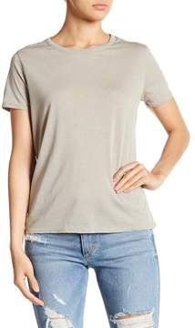 Chaser Strappy Draped Back Tee