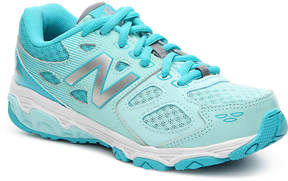 New Balance 680 v3 Toddler & Youth Running Shoe - Girl's